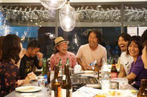 【イベント】6/19 Satellite YUIGAHAMA懇親会を開催しました。
